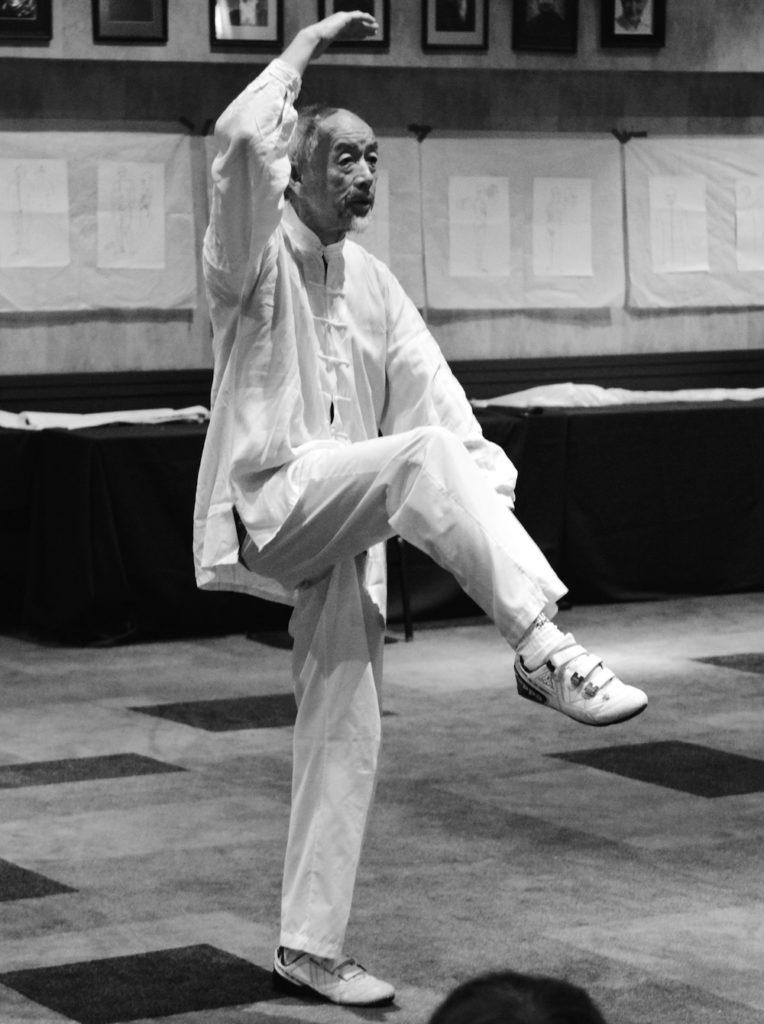 Dr Li Ding Jingluo Qigong